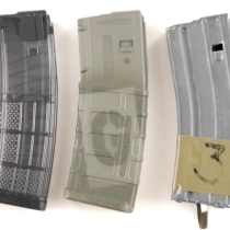 AR15 mags small